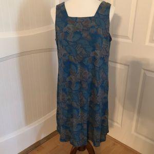 Women's Medium Fresh Produce Cotton summer dress.